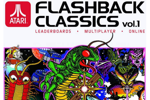 Enjoy 100 Retro Atari Classic Games On Xbox One With Atari ...