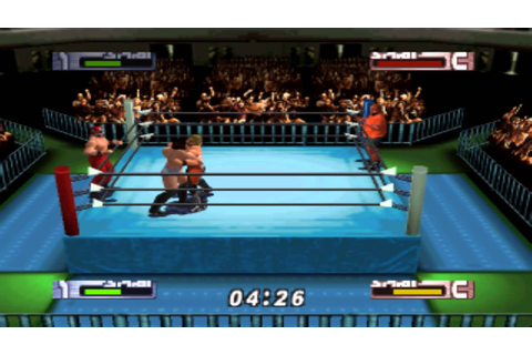 Virtual Pro Wrestling 2 Ōdō Keishō - Part 3 - N64 ...