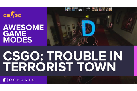 Custom Game Roundup: Trouble in Terrorist Town | theScore ...