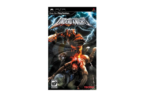 Undead Knights PSP Game TECMO - Newegg.com