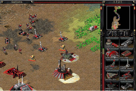 Command And Conquer Tiberian Sun Game Free Download Full ...