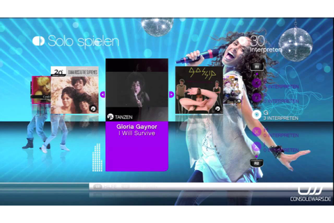 SingStar + Dance Songliste [PS3] - YouTube