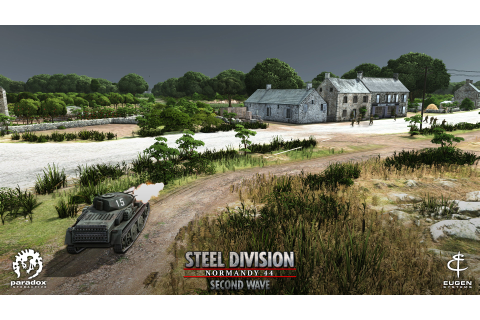 Steel Division: Normandy 44 - Screenshot-Galerie ...