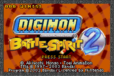 Digimon Battle Spirit 2 (E)(Independent) ROM