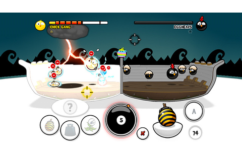 chick chick BOOM (WiiWare) Game Profile | News, Reviews ...