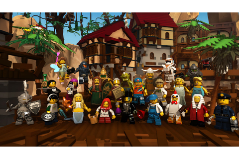 Lego Minifigures Online Review, Download, Guide ...