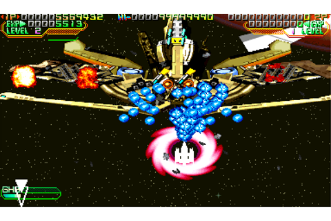 Play Mars Matrix: Hyper Solid Shooting (USA 000412) Online ...
