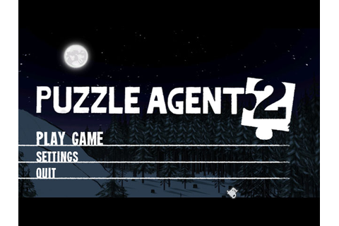 Puzzle Agent 2 - Download Free Full Games | Adventure games