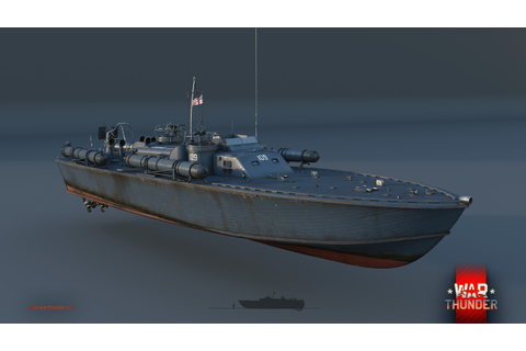 [Development] PT-109: Kennedy's Torpedo Boat - News - War ...