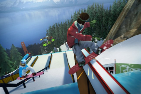 Shaun White Snowboarding: World Stage - WII - Review