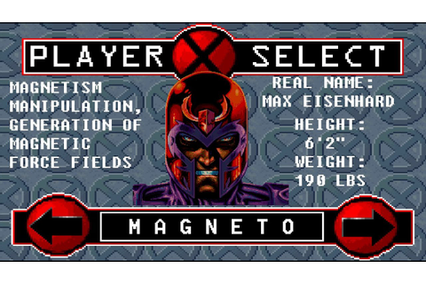 X-Men: Reign Of Apocalypse - Magneto Playthrough - YouTube