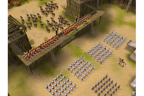 Descargames: Praetorians(Game)