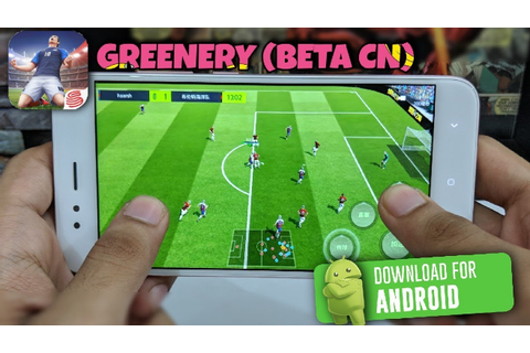 Download Greenery Apk New Football Android Game ~ Embuh Droid