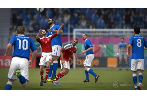 UEFA Euro2012 Game submited images.