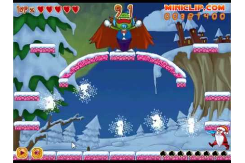 Deep Freeze Online Game - YouTube