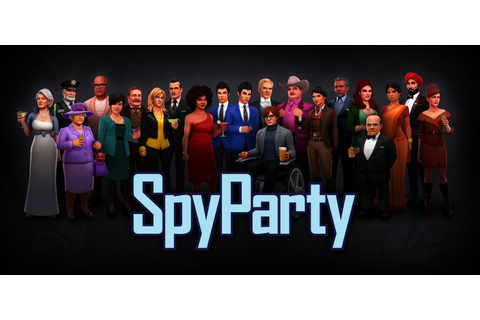 Three Updates: Five New Characters! » SpyParty – A Spy ...
