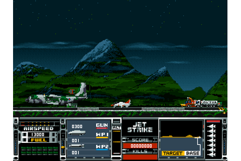 Download Jetstrike | DOS Games Archive