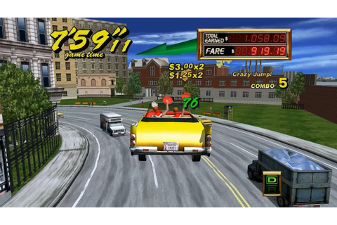 CRAZY TAXI 3 PC FULL ESPAÑOL (MEGA) | JOKER