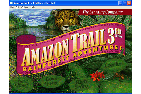 Download Amazon Trail 3rd Edition - My Abandonware