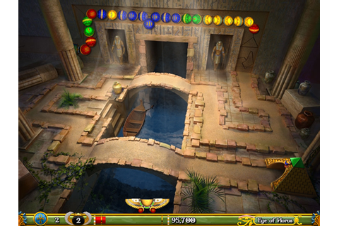 Luxor 5th Passage Game - Free Download Full Version For PC