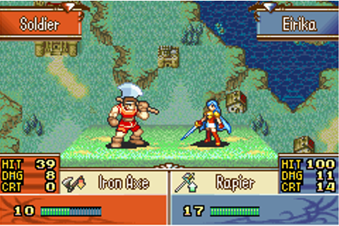 Fire Emblem: The Sacred Stones - Wikipedia