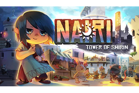 NAIRI Tower of Shirin-PLAZA « GamesTorrent