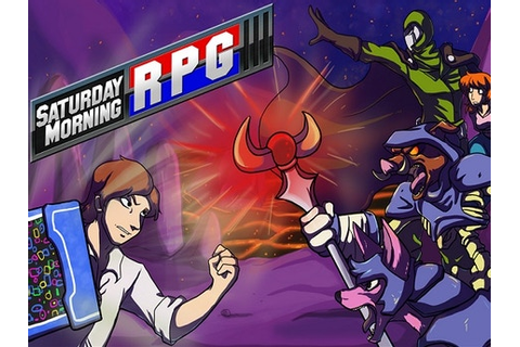 Saturday Morning RPG by Mighty Rabbit Studios —Kickstarter