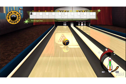High Velocity Bowling PlayStation 3 Trailer - Gameplay (HD ...