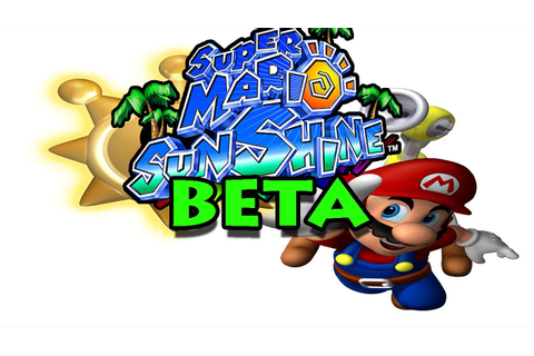 Super Mario Sunshine Beta [GAME SPECULATION] - YouTube