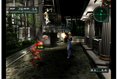 Parasite Eve II (PSX) Game - Playstation Parasite Eve II (PSX)