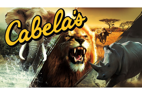 All Cabela's Games for PSP (Hunting Games) - YouTube