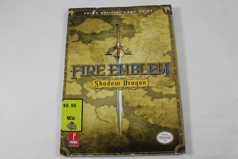 Fire Emblem Shadow Dragon Guide - Prima Games