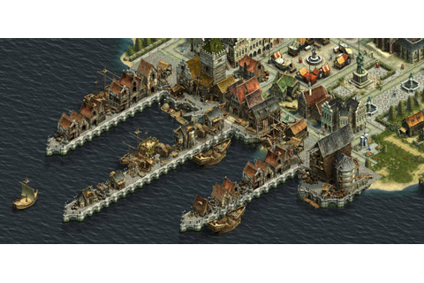 Ubisoft's beautiful Anno Online goes free-to-play on the ...