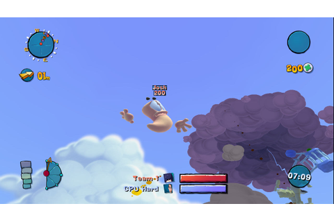 Worms Ultimate Mayhem on Steam