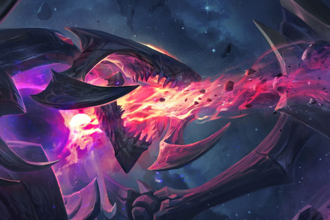 Special Dark Star Cho'Gath skin raises over $6.1 million ...
