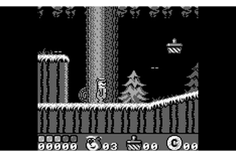 Play Yogi Bear in Yogi Bear's Goldrush (Europe) • Game Boy ...