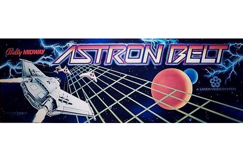 Astron Belt - Videogame by Sega