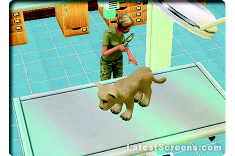 All Pawly Pets: My Animal Hospital in Africa Screenshots ...