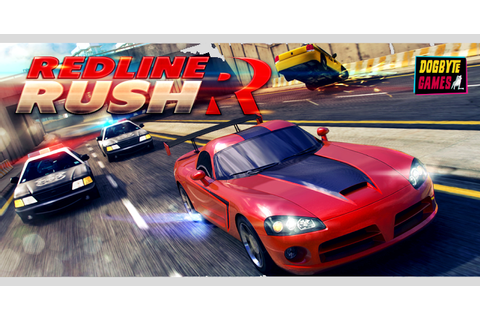 Redline Rush - A Temple Run like Racing Game - Review and ...