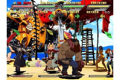 Download Guilty Gear Isuka Full PC Game