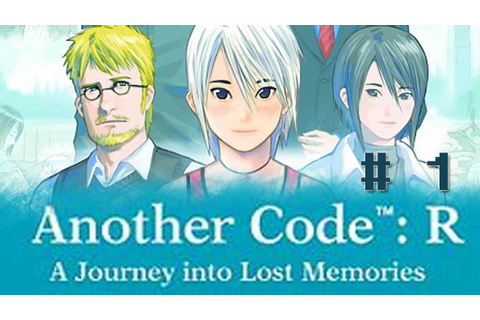 Another Code: R - A Journey into Lost Memories - Part 1 ...