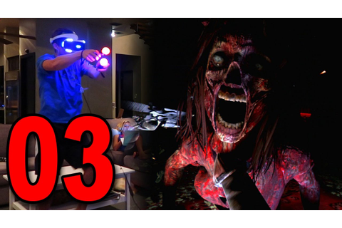 Until Dawn: Rush of Blood - Part 3 - WORST JUMP SCARE YET ...