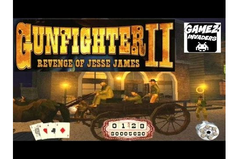 GunFighter 2: The Revenge of Jesse James! Arcade Shooter ...
