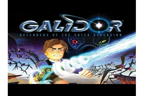 Attack of Crap Games on PC | Nr 56 | Galidor - Defenders ...