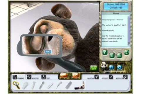 Zoo Vet 2: Endangered Animals Game Download | UCLICKGames