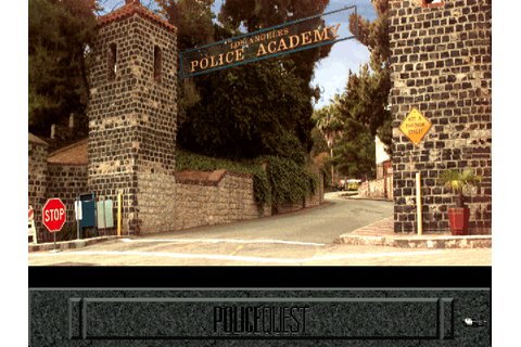 Police Quest: Open Season – Sierra Classic Gaming