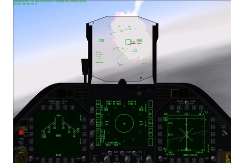 Jane's F/A-18 Simulator - PC Review and Full Download ...