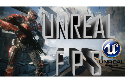 "Unreal Engine 4 ""Shooter Game"" DEMO Gameplay [Quick Look ..."