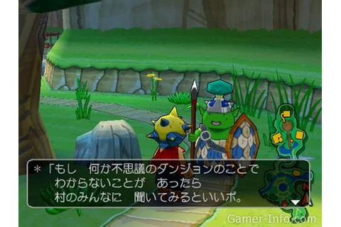 Dragon Quest: Shonen Yangus to Fushigi no Dungeon (2006 ...