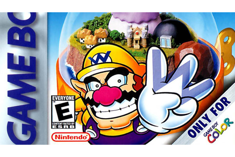 CGR Undertow - WARIO LAND 3 review for Game Boy Color ...